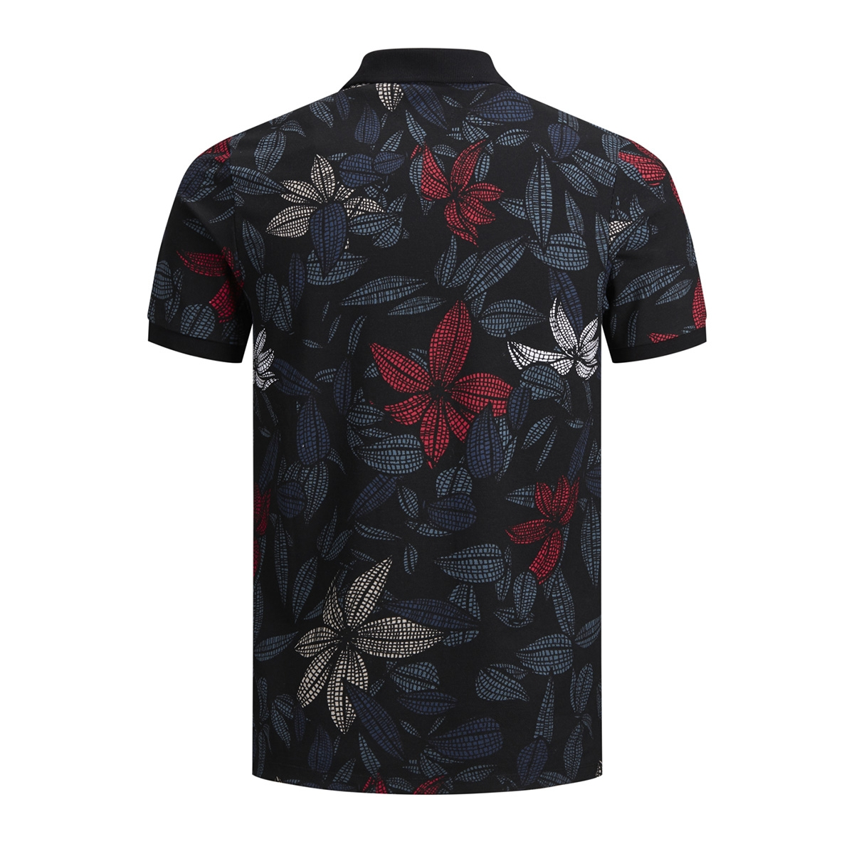 pktgms blooming aop polo ss 12149543 produkt polo true red