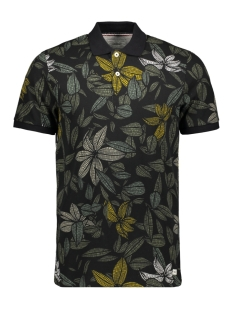 Produkt Polo PKTGMS BLOOMING AOP POLO SS 12149543 Antique Moss