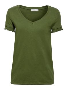EDC T-shirt SHIRT MET V HALS 039CC1K012 C365