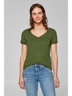 shirt met v hals 039cc1k012 edc t-shirt c365