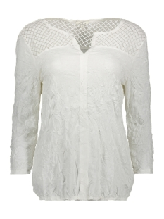 Tom Tailor T-shirt T SHIRT CRINCLE LACE 1009651XX70 10315
