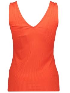 vmcilla s/l midi top jrs 10213507 vero moda top fiery red