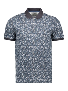 Produkt Polo PKTGMS MIX AOP POLO SS 12155060 Dark Navy/MULTI