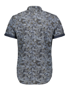 shirt poplin print psis192227 pme legend overhemd 5281