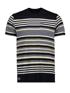 Vanguard T-shirt SINGLE JERSEY STRIPE VTSS192650 5286