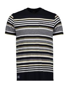 Vanguard T-shirt SINGLE JERSEY STRIPE VTSS192650 5286