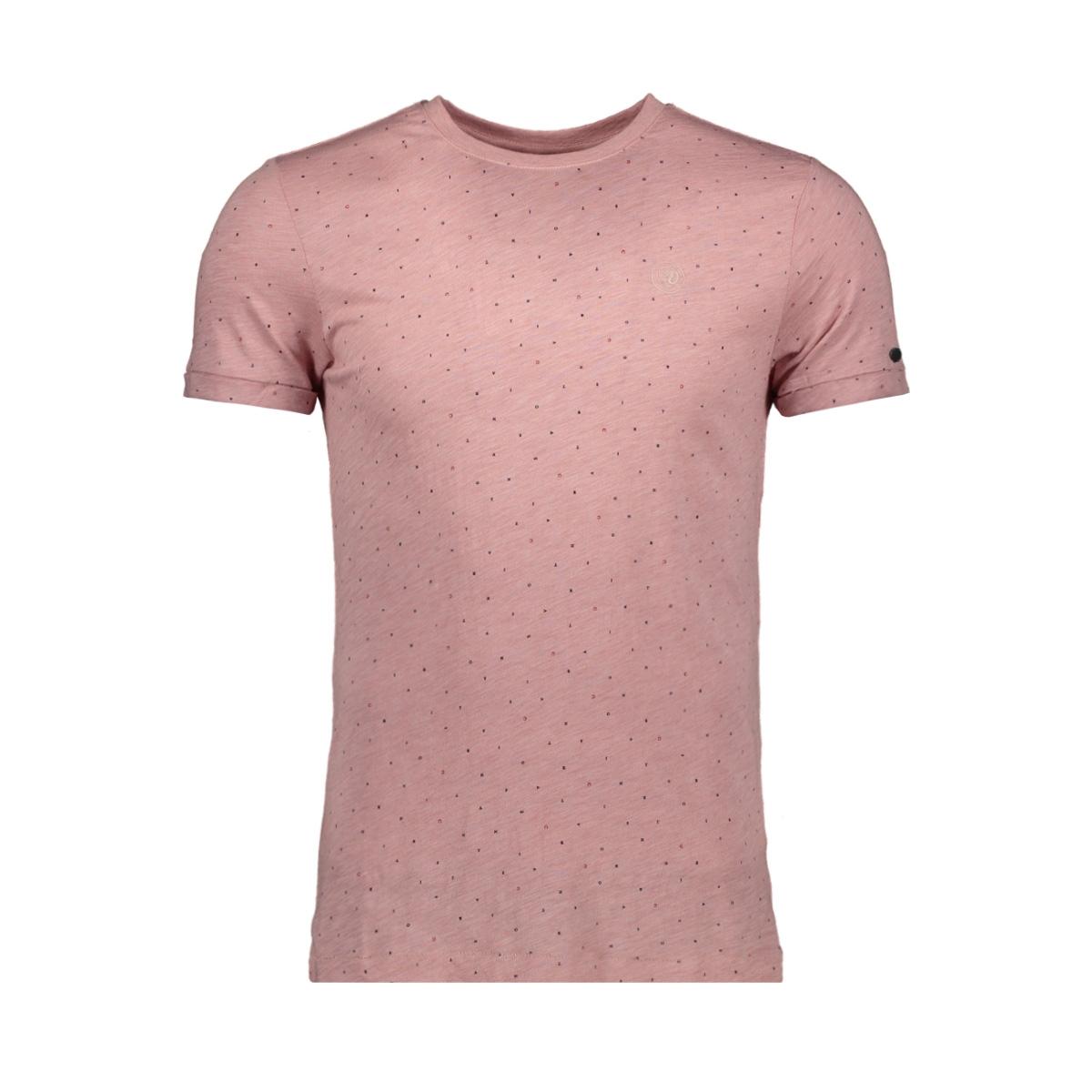 letterprint slub jersey t shirt ctss192305 cast iron t-shirt 4079