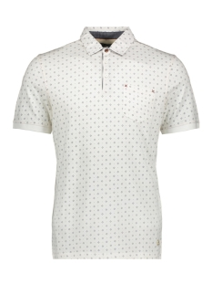 Jack & Jones Polo JPRHECTOR BLU. POLO SS 12148307 Cloud Dancer/SLIM FIT