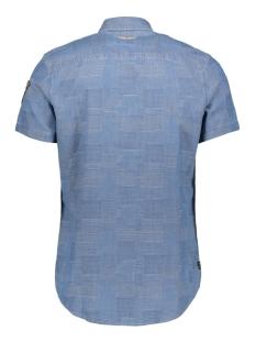 shirt indigo block psis192230 pme legend overhemd 5056