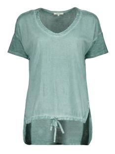 Sandwich T-shirt T SHIRT MET LANGERE ACHTERKANT 21101644 50072
