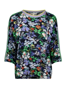 Tom Tailor T-shirt TSHIRT MET BLOEMEN 1009864XX71 15874