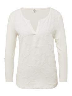Tom Tailor T-shirt LONGSLEEVE MET BLOEMENMOTIEF 1009661XX70 10315