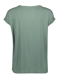 Vero Moda T-shirt VMAVA PLAIN SS TOP GA NOOS 10187159 Laurel Wreath