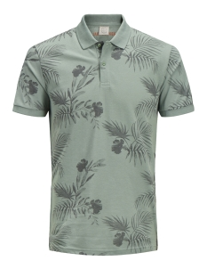 Jack & Jones Polo JORFUN POLO SS 12147405 Green Bay/SLIM