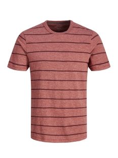 Jack & Jones T-shirt JPRORSON BLU. TEE SS CREW NECK 12148346 Tandori Spice/SLIM FIT