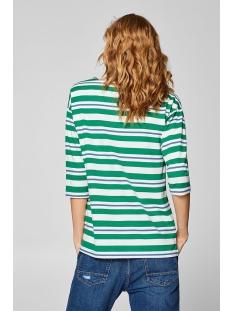 gestreept shirt met langere achterkant 039ee1k013 esprit trui e310