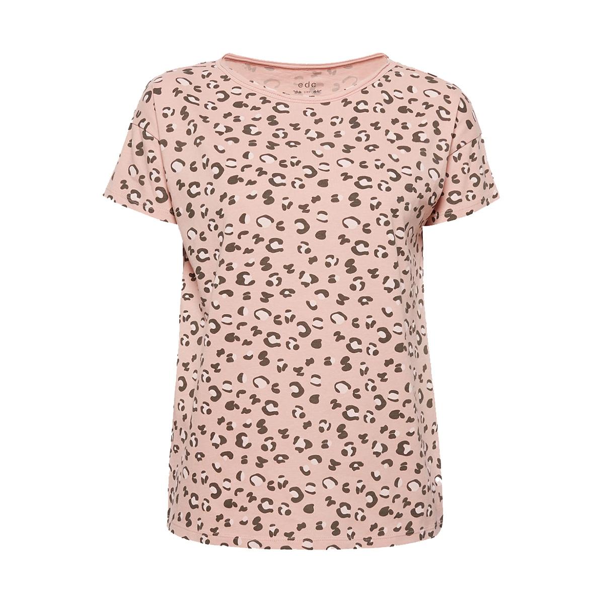 226829e93f9 shirt met print en onafgewerkte randen 029cc1k036 edc t-shirt c690