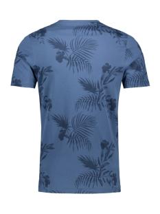 jorfun tee ss crew neck 12147404 jack & jones t-shirt ensign blue/slim