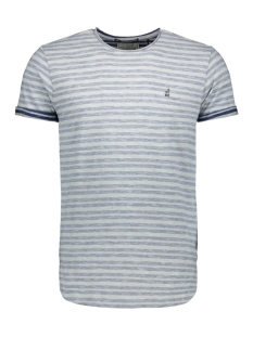 NO-EXCESS T-shirt PLATED TSHIRT 90350352 136 Indigo Blue