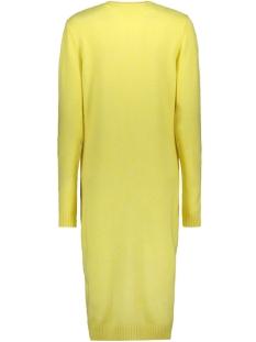 viril l/s long knit cardigan-fav 14043282 vila vest goldfinch/melange