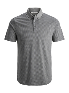 jprmisto bla. polo ss pre 12146422 jack & jones polo sedona sage/slim fit