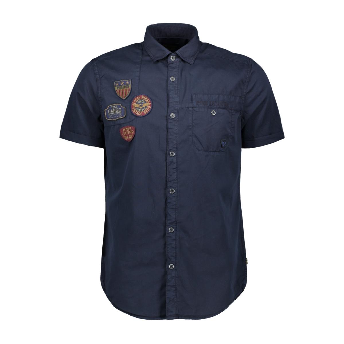 cargo shortsleeve shirt psis192241 pme legend overhemd 5281