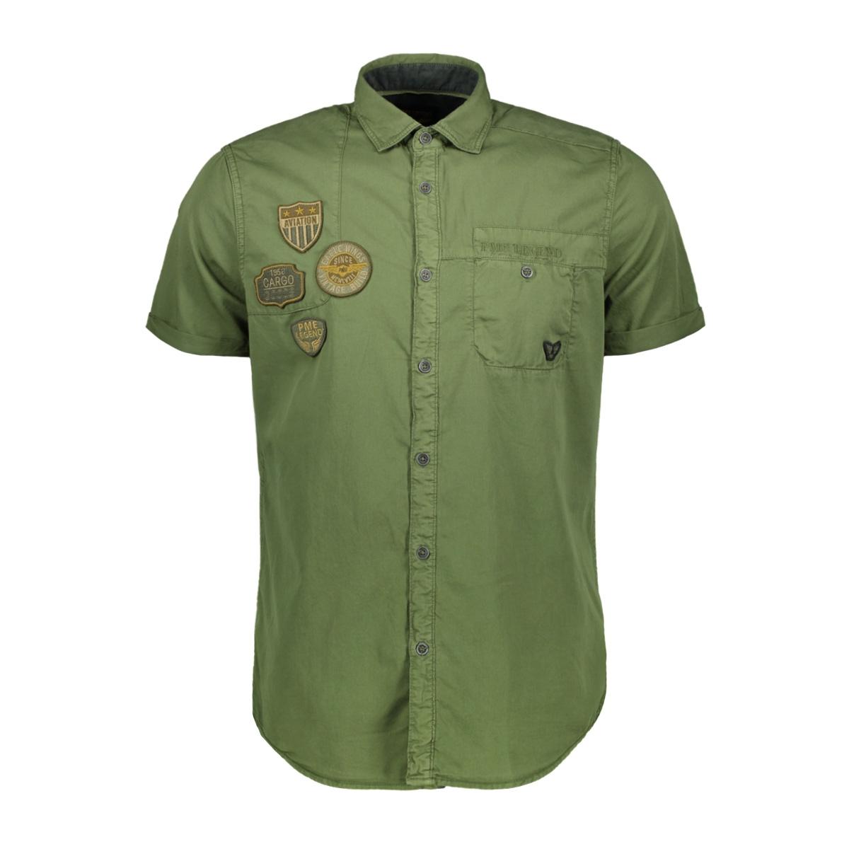 cargo shortsleeve shirt psis192241 pme legend overhemd 6216