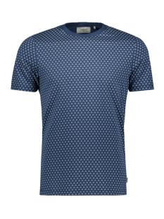 Produkt T-shirt PKTGMS MIX AOP TEE SS 12155086 Dark Navy/ MINIMAL