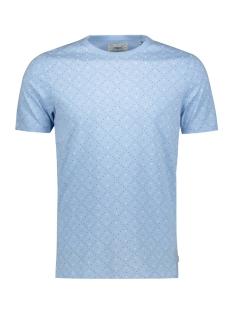 Produkt T-shirt PKTGMS MIX AOP TEE SS 12155086 Chambary Blue/MINIMAL