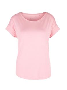 s.Oliver T-shirt T SHIRT MET BREDE RIBBOORDJES 04899325098 4145