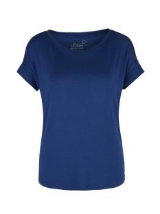 s.Oliver T-shirt T SHIRT MET BREDE RIBBOORDJES 04899325098 5639