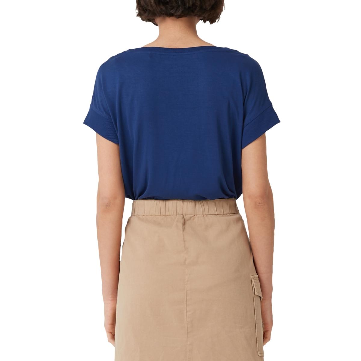 t shirt met brede ribboordjes 04899325098 s.oliver t-shirt 5639