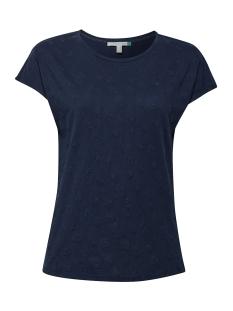Esprit T-shirt T SHIRT MET AJOURBORDUURSEL 049EE1K007 E400