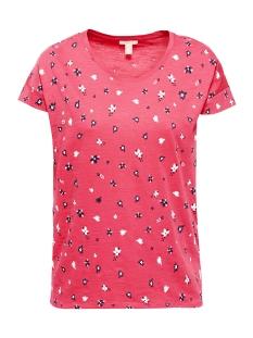 slub jersey shirt 049ee1k034 esprit t-shirt e660