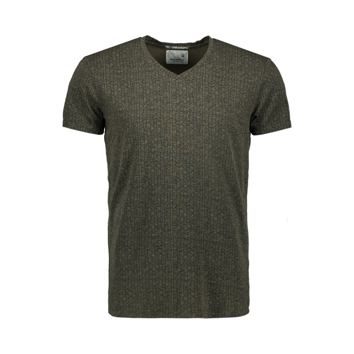 t shirt 90320308 no-excess t-shirt 059 dk army