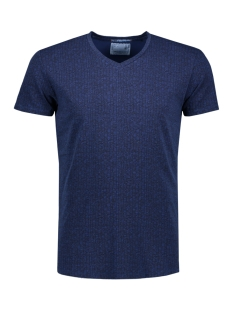 NO-EXCESS T-shirt T SHIRT 90320308 136 Indigo Blue