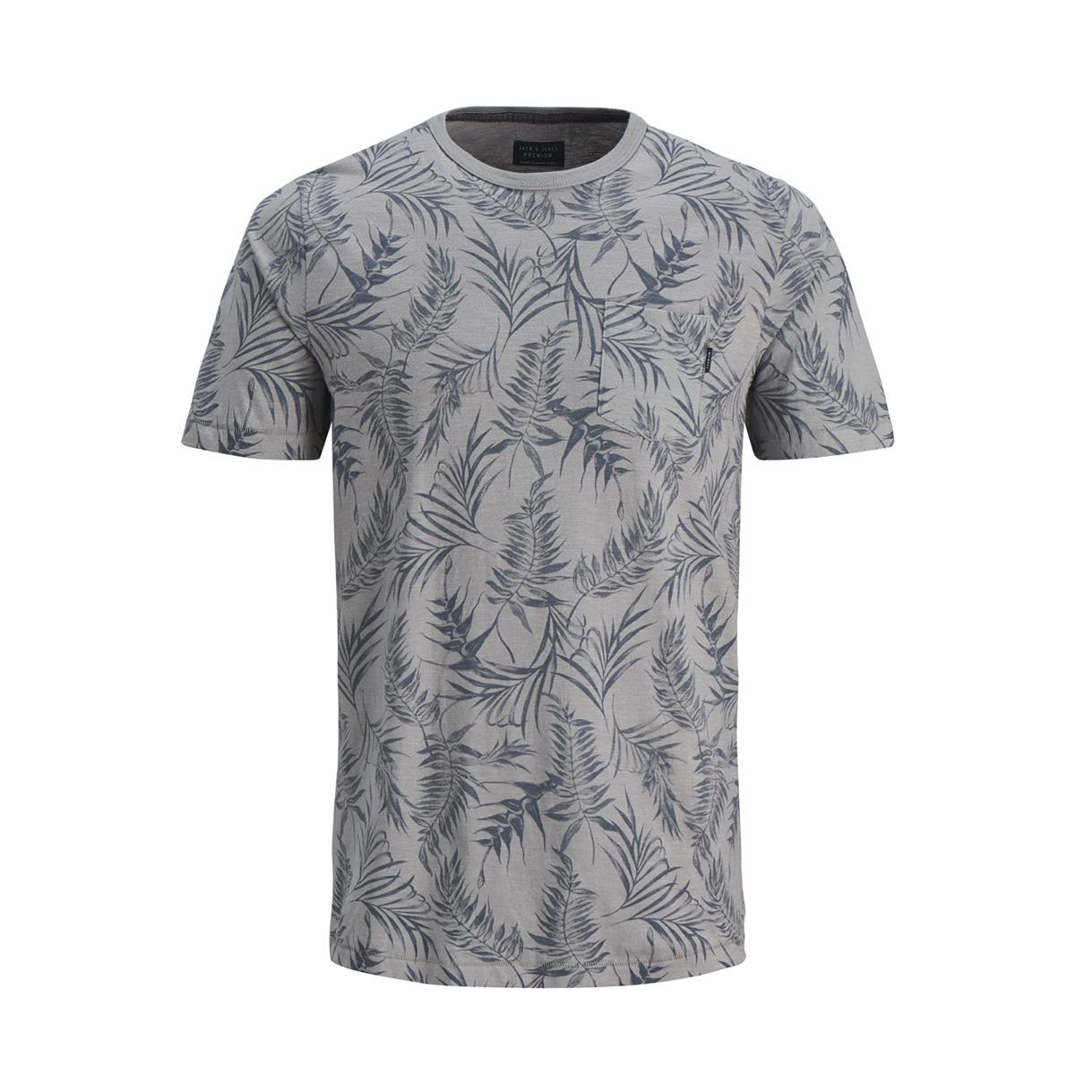 jprsean. blu. tee ss crew neck 12149369 jack & jones t-shirt griffin
