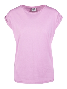 Urban Classics T-shirt LADIES SS TEE TB771 COOL PINK