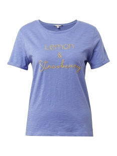 Tom Tailor T-shirt T SHIRT MET TEKST 1010528XX71 16521