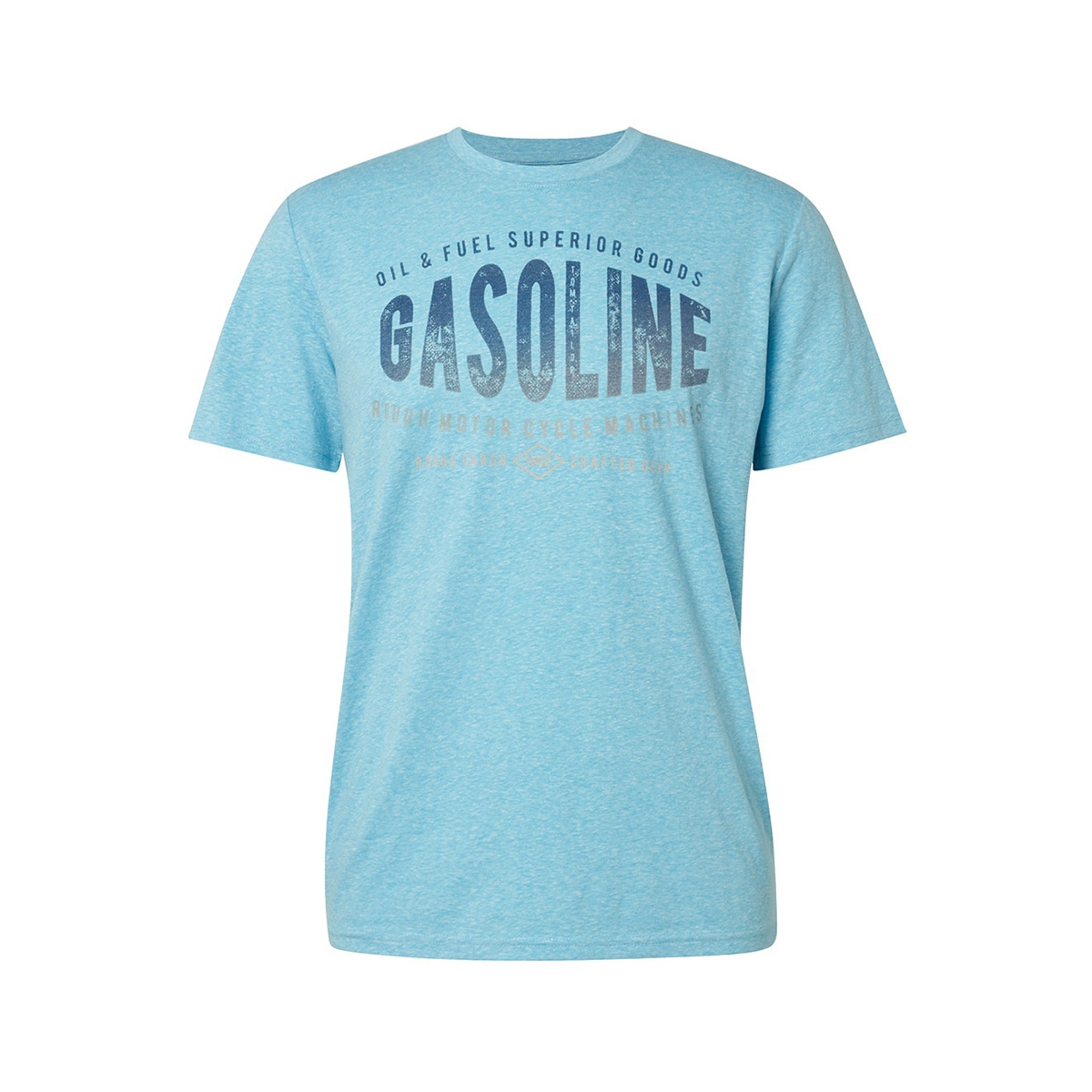 tshirt met print 1010757xx10 tom tailor t-shirt 17481