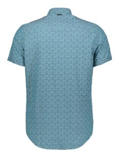 chambray print overhemd vsis192404 vanguard overhemd 5218