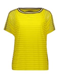 Sandwich T-shirt TRANSPARANT MESH TSHIRT 21101676 30027