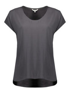 tshirt met v hals 21101704 sandwich t-shirt 80043