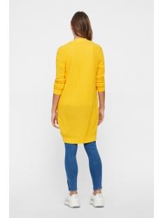 nmskylar l/s knit cardigan rep 27008354 noisy may vest lemon chrome