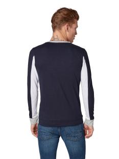 longsleeve met tekst 1010041xx12 tom tailor t-shirt 10668