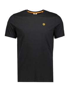 Jack & Jones T-shirt JCOBOSTON TEE SS CREW NECK 12156938 Black/SLIM