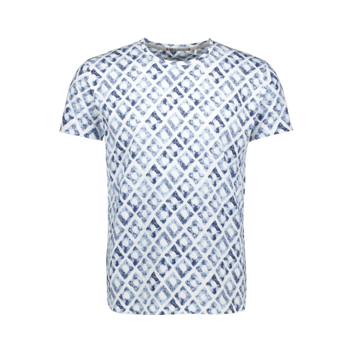 all over printed t shirt 90350316 no-excess t-shirt 010 white