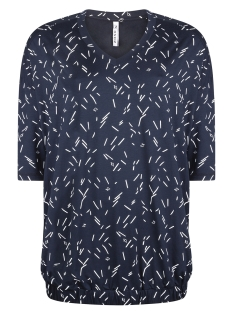 Zoso T-shirt SHIRT WITH PRINT AY1909 NAVY