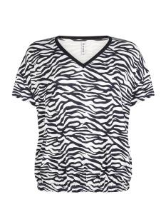 Zoso T-shirt PRINTED SHIRT AY1910 OFFWHITE/NAVY