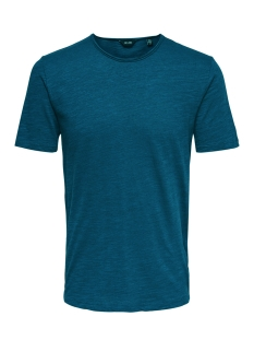 Only & Sons T-shirt ONSALBERT NEW SS TEE NOOS 22005108 Majolica Blue